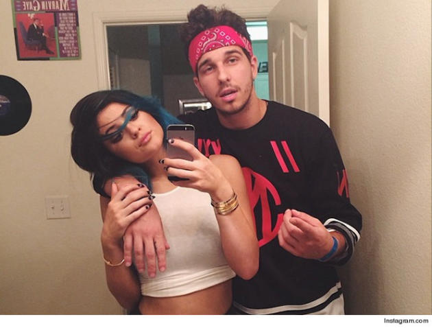 """Kylie Jenner With Male """"Friend"""""""