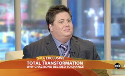 Chaz Bono on Sex Change: Life is Great