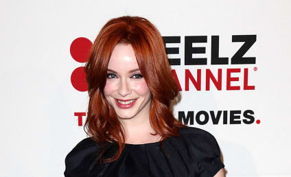 Happy Birthday, Christina Hendricks!