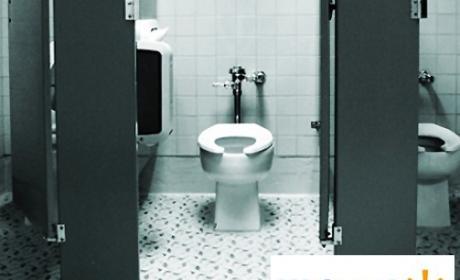 Prank Leaves Man Glued to Walmart Toilet