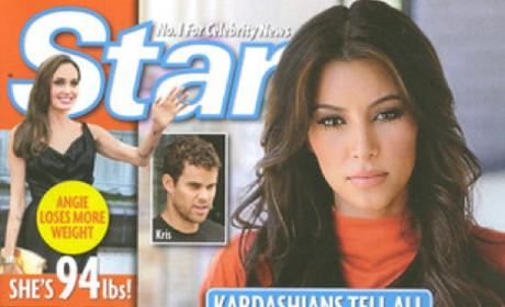 Report: Kris Humphries is a Weird Oaf, Despised By the Kardashians