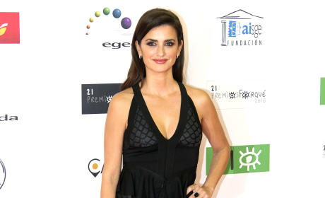 Penelope Cruz: 21st Jose Maria Forque Cinema Awards