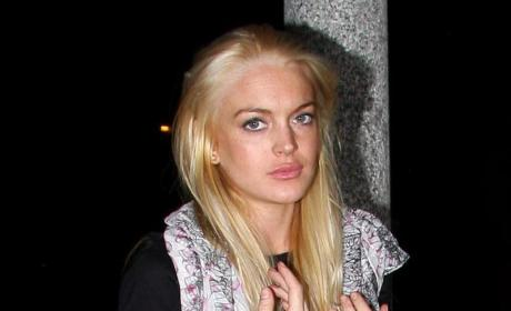 Lindsay Lohan to Ali: Party On, Sister!