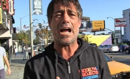 Peter Dante, The Waterboy Star, Goes Off on Cops & Hotel Staff in Racist, Homophobic Tirade