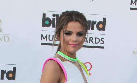 Selena Gomez at Billboard Music Awards