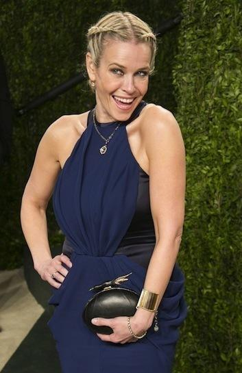 Chelsea Handler Red Carpet Pic
