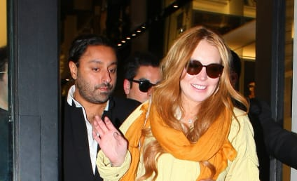 Lindsay Lohan and Vikram Chatwal: New Couple Alert!