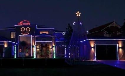 Gangnam Style Christmas: Australian House Puts on Amazing Holiday Light Show