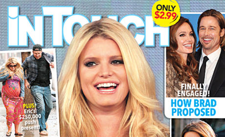 Jessica Simpson: Inside the Delivery Room (?)