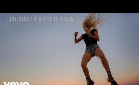 "Lady Gaga: ""Perfect Illusion"""