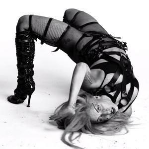 Lady Gaga Writhes
