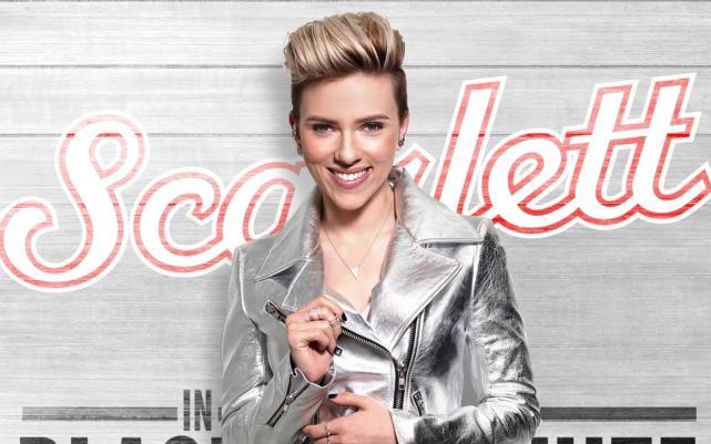 Scarlett johansson parade cover