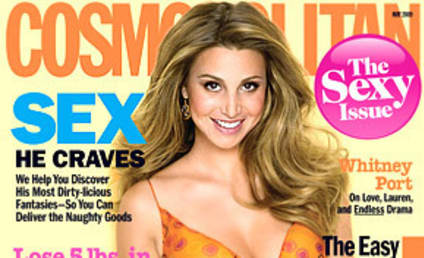 Whitney Port Opens Up to Cosmopolitan