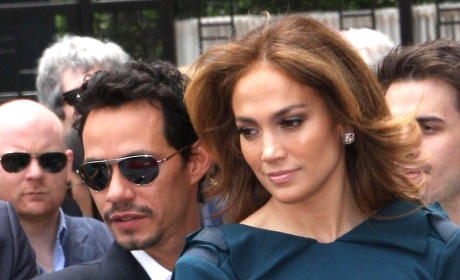For the Kids: Jennifer Lopez and Marc Anthony Reunite