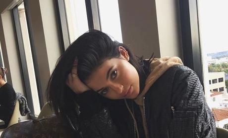 Kylie Jenner: Bored