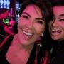 Blac Chyna and Kris Jenner at Khloe Kardashian's Birthday