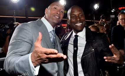 Tyrese Gibson on Dwayne Johnson: That's My Brother!