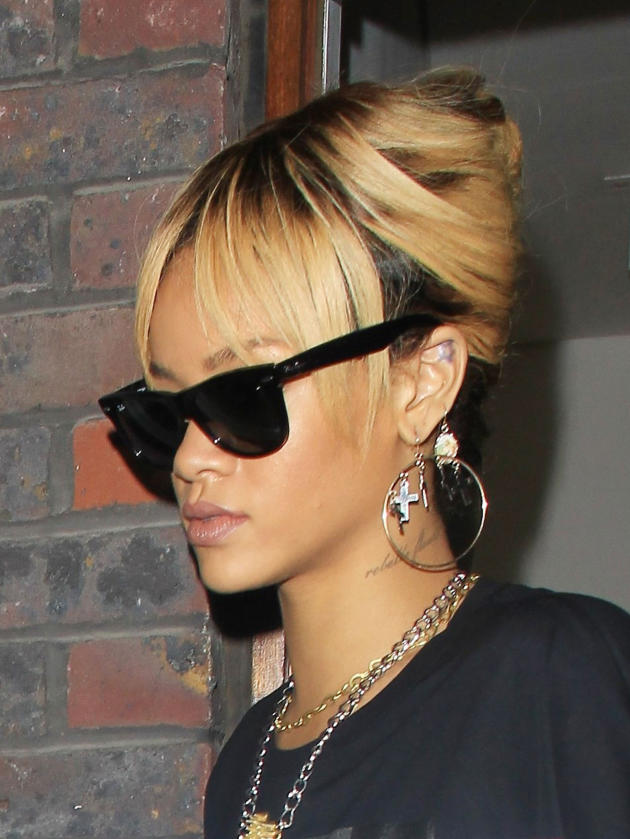 Rihanna in Sunglasses