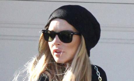 Lindsay Lohan to Gwyneth Paltrow: Come On!