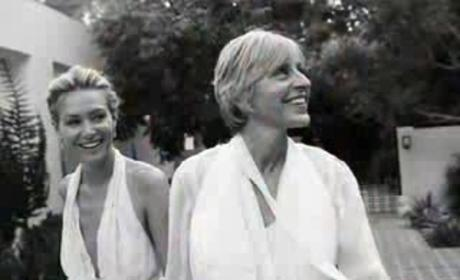 Ellen and Portia Wedding Video