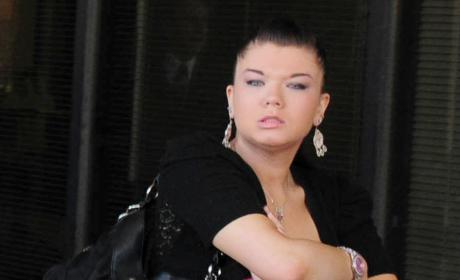 Amber Portwood: Jailed For Lying About Drug Test!