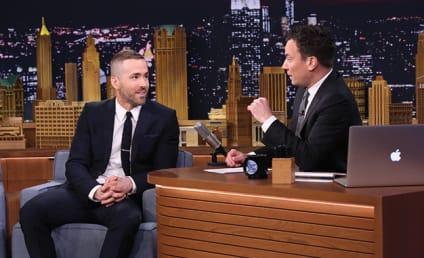 Ryan Reynolds Needs Sleep, Debuts Crazy New Haircut