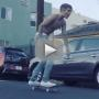 Justin Bieber: Shirtless and Skateboarding!