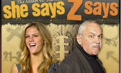 Brooklyn Decker, Hot Model, Takes on Columnist
