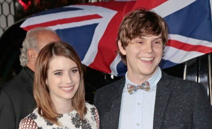 Emma Roberts and Evan Peters: Engaged!