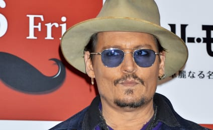 Happy 52nd Birthday, Johnny Depp!