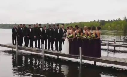 Wedding Party Falls in Lake Before Ceremony, Hilarity Ensues