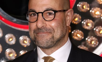 Stanley Tucci Cast On The Hunger Games As...