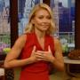 Kelly Ripa on Live
