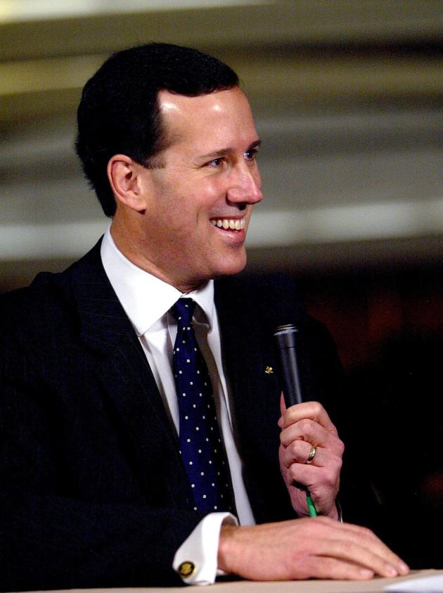 Rick Santorum Picture