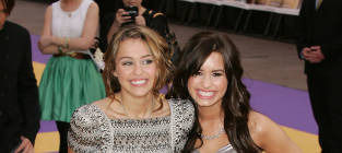 Demi Lovato Talks Miley Cyrus