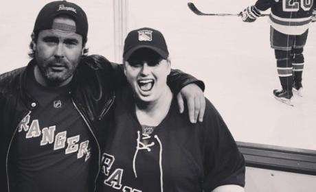 Rebel Wilson Poses with Mickey Gooch: Are They an Item?