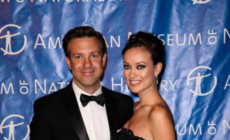 Jason Sudeikis and Olivia Wilde: Engaged!