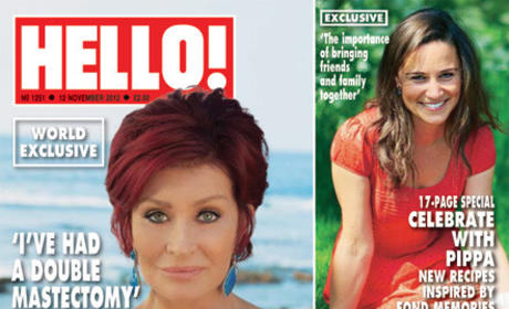 Sharon Osbourne Opens Up About Double Mastectomy