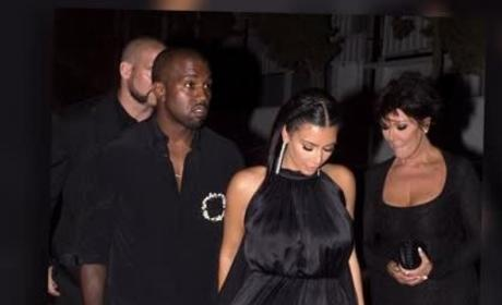 Kim Kardashian and Kanye West Celebrate 73-Day Wedding Anniversary: Take That, Kris Humphries!
