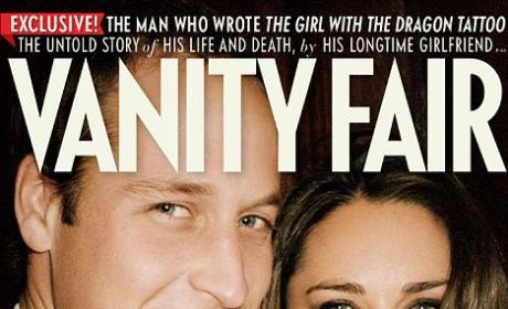 Prince William, Kate Middleton Bump Justin Timberlake From Vanity Fair Cover