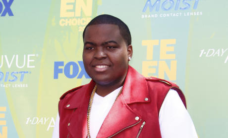 "Sean Kingston Makes Teen Choice Return, Feels ""Blessed"""