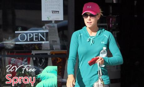 Kate Gosselin Wastes Money on Tanning