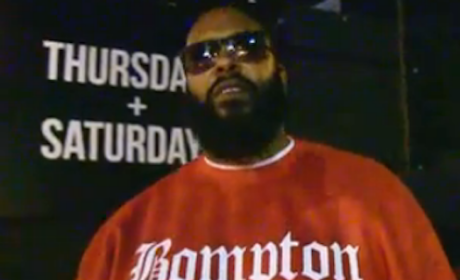 Suge Knight RIPS Ex