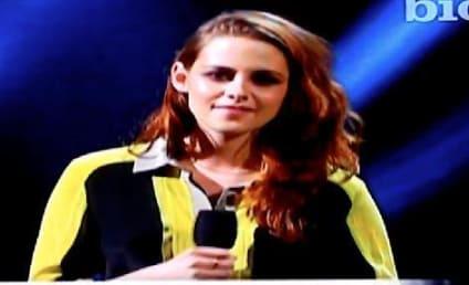 Kristen Stewart Introduces Bon Jovi at Sandy Relief Concert, Rocker Brings Down the House