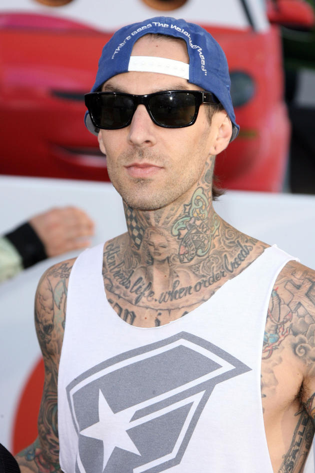 Travis Barker Photograph