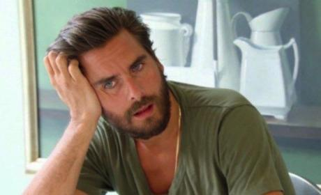 Scott Disick: Banned From Seeing Kim's Baby Boy?!?!