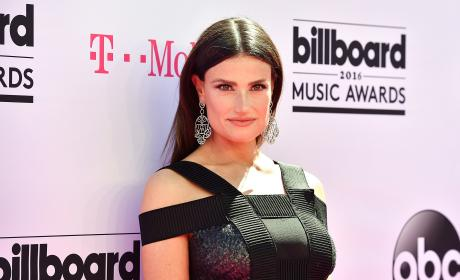 Idina Menzel at the Billboard Music Awards