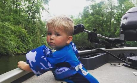 Jenelle Evans Son Kaiser Photo