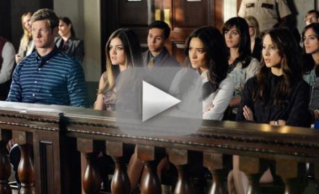 Pretty Little Liars Season 5 Episode 23 Recap: Disorder in the Court