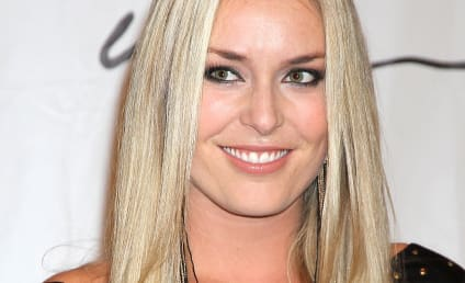 Lindsey Vonn Jokes About Tiger Woods Relationship